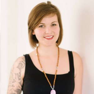Heavy Flow Podcast Episode 12 - Abortion and Pregnancy Loss Support with Full Spectrum Doula Brittany-Lyne Carriere