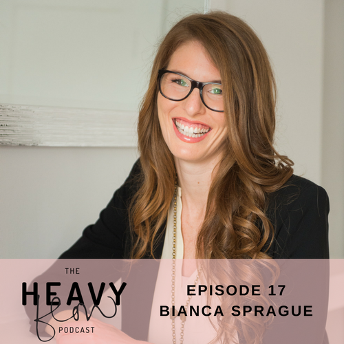 Heavy Flow Podcast Episode 17: Making Peace with a Hysterectomy with Bianca Sprague