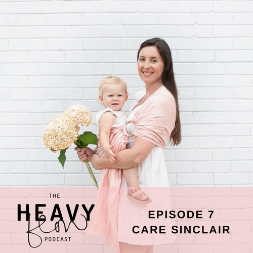 Episode 07: Finding the Middle Ground in Childbirth with Care Sinclair