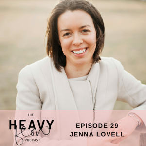 Heavy Flow Episode 29 - Menstruating with a bleeding disorder with Jenna Lovell