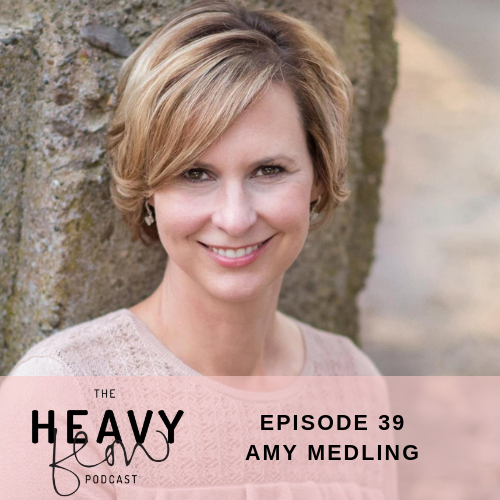 Heavy Flow Podcast Episode 39 - PCOS with Amy Medling