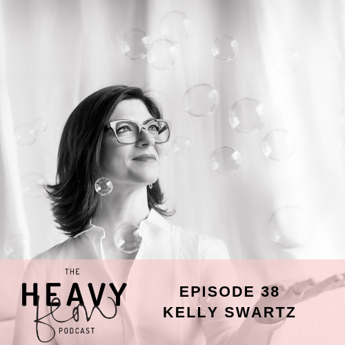 Heavy Flow Podcast #38 - Sex after motherhood with Kelly Swartz